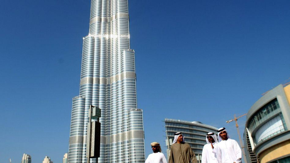 Unter strahlendem Himmel: Deutsche Anleger erlebten mit ihren Investments in Dubai nicht viele schöne Tage