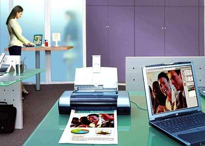 Vom Bild zum Ausdruck in einer Minute: Wer digitale Fotos selbst ausdruckt, sollte auch den Kostenfaktor bedenken