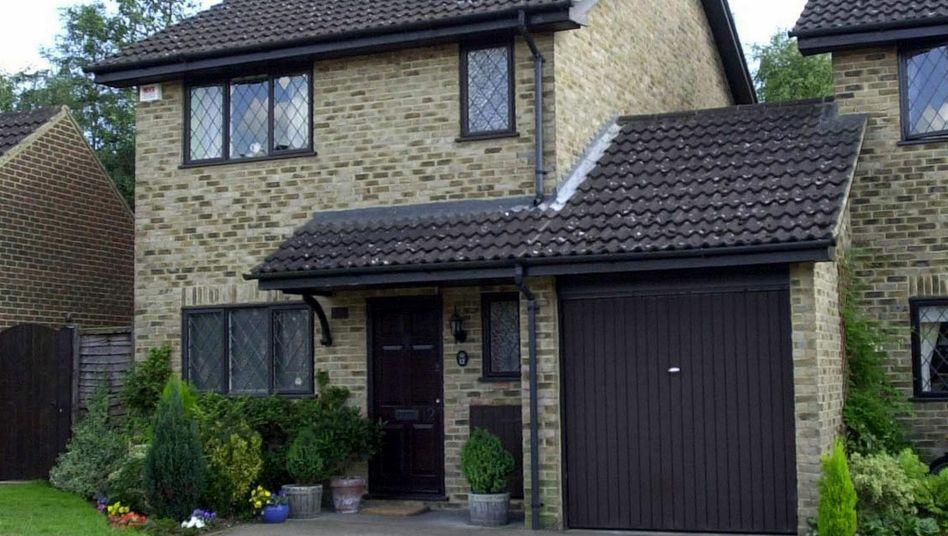 Zu verkaufen: In diesem Haus in Bracknell hauste Harry Potter - bis zu seinem Umzug in die Zauberschule Hogwarts.