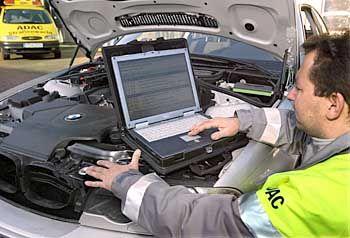 """Pannenhilfe per Laptop: Die Zahl der Einsätze der """"Gelben Engel"""" beim ADAC erreicht Rekordniveau"""