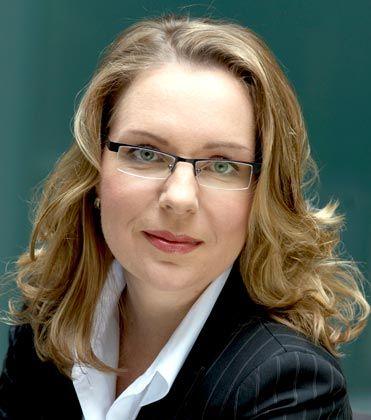 Claudia Kemfert ist Umweltökonomin am Deutschen Institut für Wirtschaftsforschung (DIW)