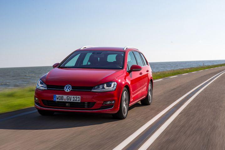 VW Golf Variant: Im Jahresvergleich geht es für den ewigen Zulassungsprimus erstmal nach unten
