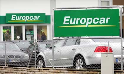 Zerschlagung befürchtet:Der Autovermieter Europcar