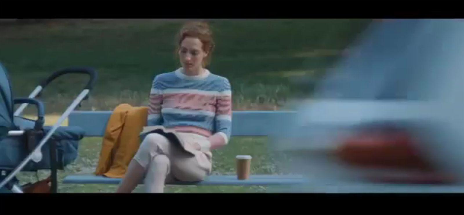 EINMALIGE VERWENDUNG SCREENSHOT youtube Werbung Volkswagen e-Golf