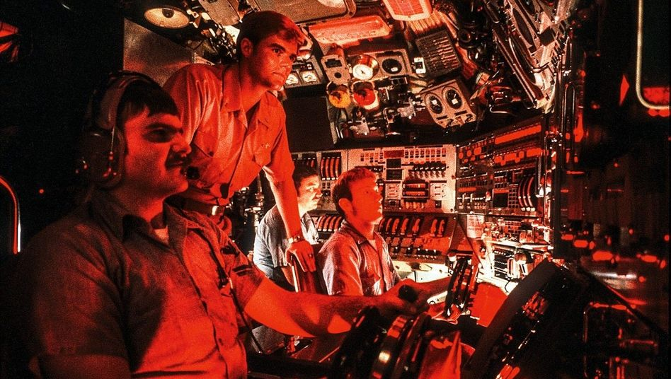 JEDES WORT ZÄHLT Autor David Marquet überträgt Lektionen aus seiner Zeit als U-Boot-Kommandant auf die Wirtschaft