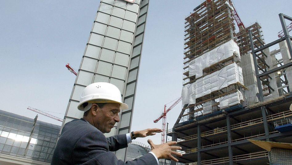 Hany Azer (Archivbild): Mann für die großen Projekte