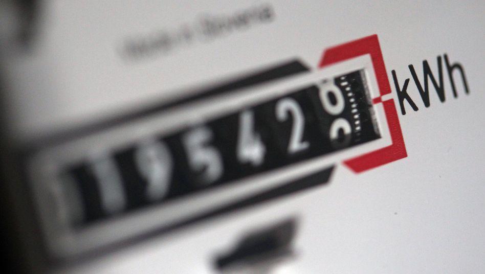 Strompreise im Jahresverlauf deutlich gestiegen