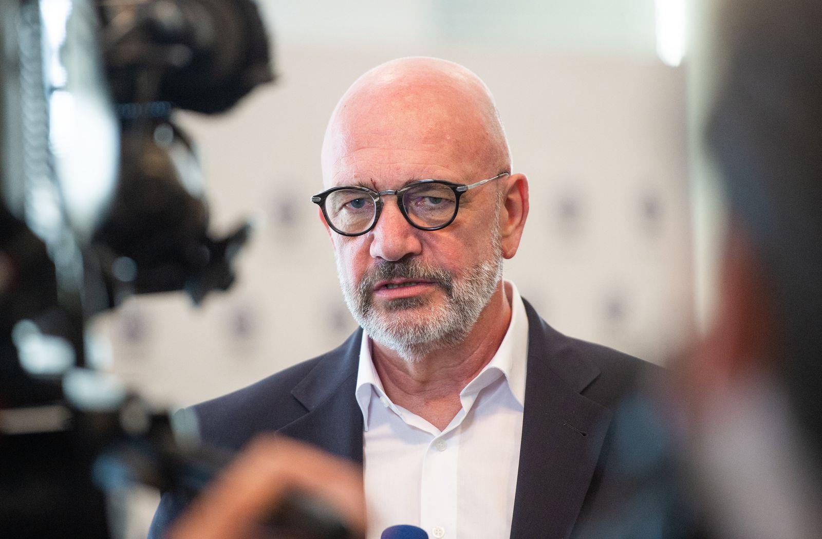 Pressekonferenz Volkswagen