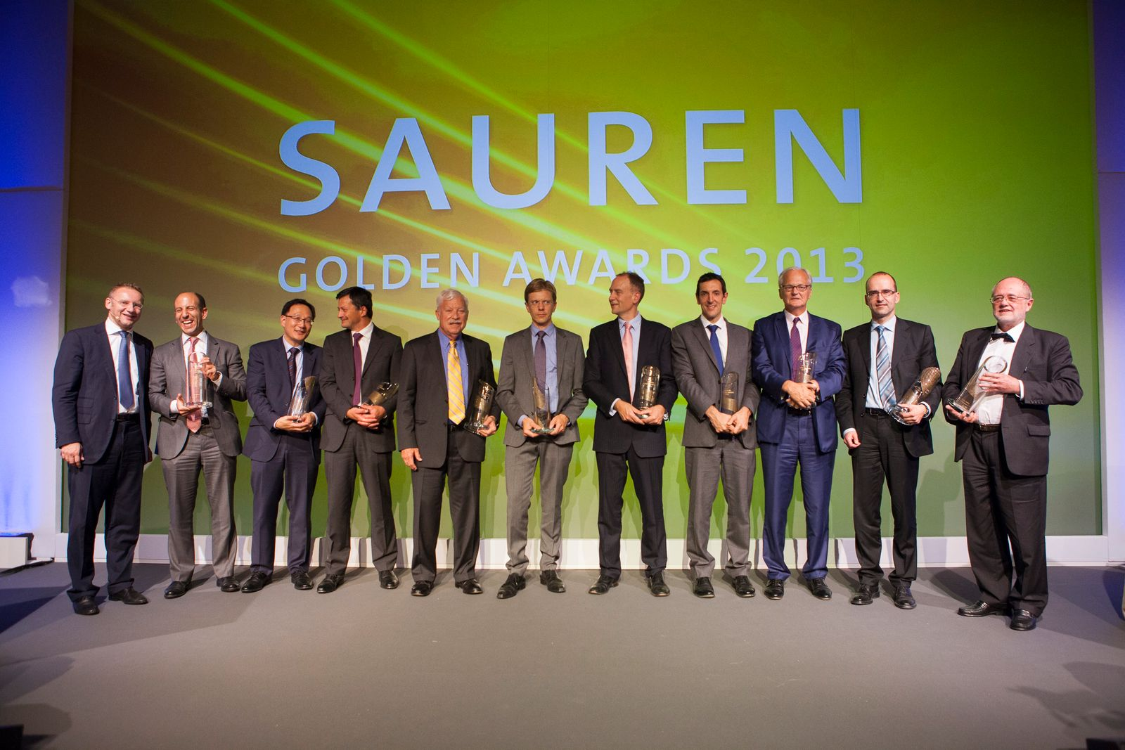 Sauren Fonds Research / Gruppenbild