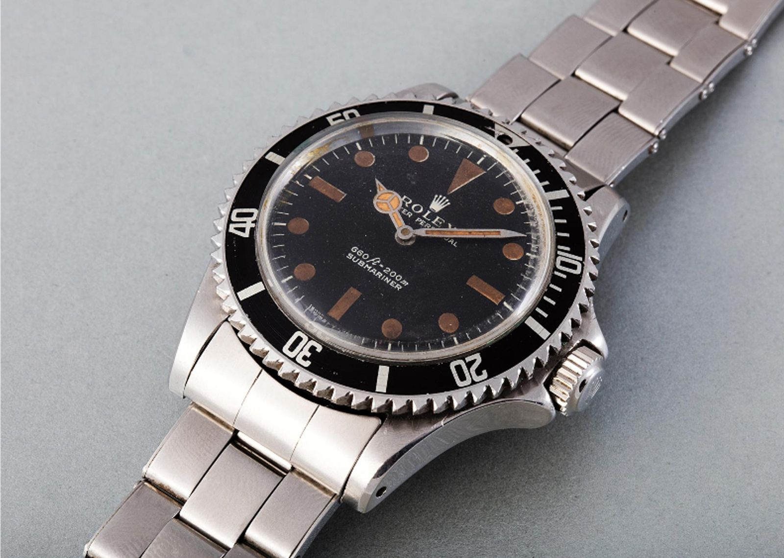 Rolex/ James Bond/ Versteigerung