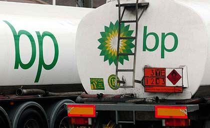 BP-Tankwagen: In der SE soll das gesamte Downstream-Geschäft des Multis gebündelt werden