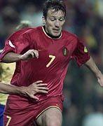 WM-Veteran: Belgiens Marc Wilmots