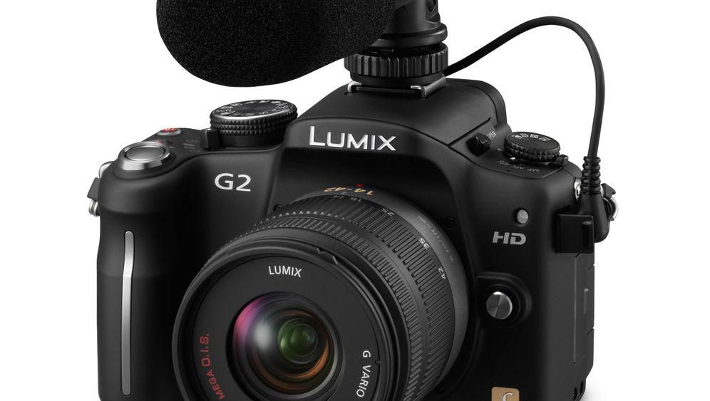 Kamera-Neuheiten: Panasonic GH2 und neue Lensbaby-Objektive