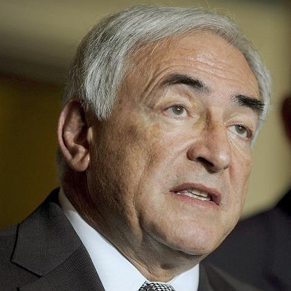 IWF-Chef Strauss-Kahn: Derzeit einer der Wirtschaftsexperten, auf die die Welt hört