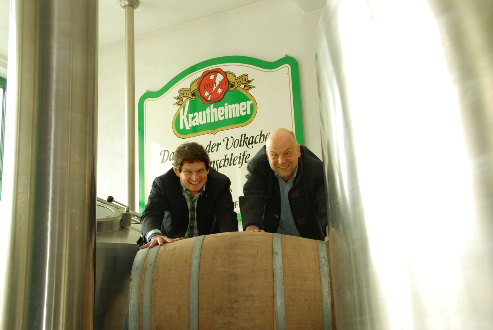 EINMALIGE VERWENDUNG Dücker/Düll - Brennerei / Brauerei / Whisky