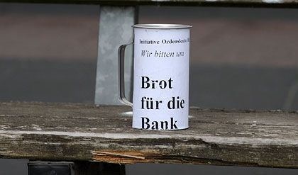 Staatshilfe: Banken können ihren Giftmüll beim deutschen Steuerzahler loswerden