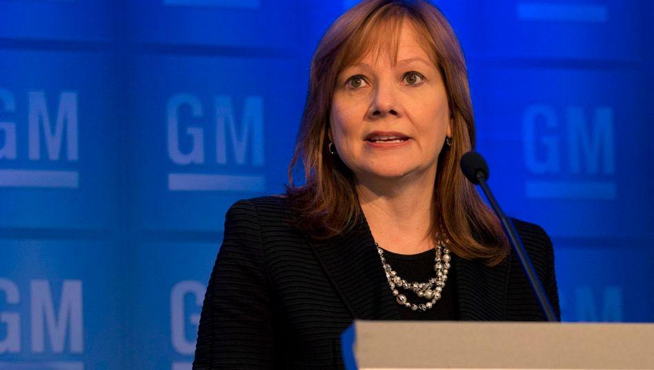 Hohe Machtfülle: GM-Chefin Barra wird auch Verwaltungsratschefin