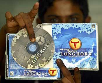 Vista statt Longhorn: Die künftige Windows-Version hat einen neuen Namen bekommen