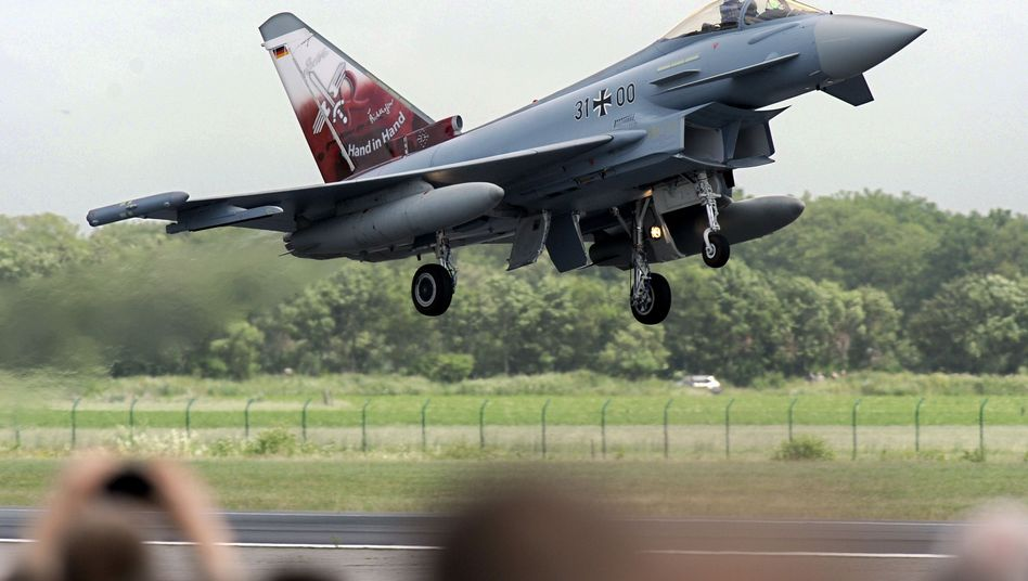 Eurofighter: Deutschland will auf den Kauf von 37 weiteren Kampfjets verzichten - Airbus fordert deshalb eine Entschädigung
