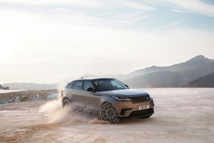 SUV-Riese Range Rover: Jaguar Land Rover will weiterhin Dieselmotoren anbieten - neben E-Maschinen
