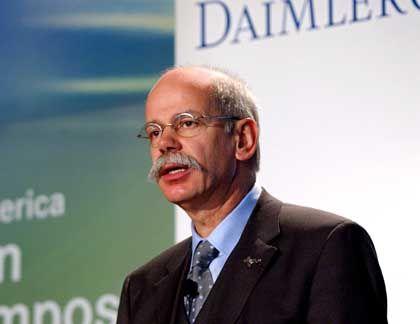 Chrysler-Chef Zetsche: Nichts anderes als eine Revolution im Sinn