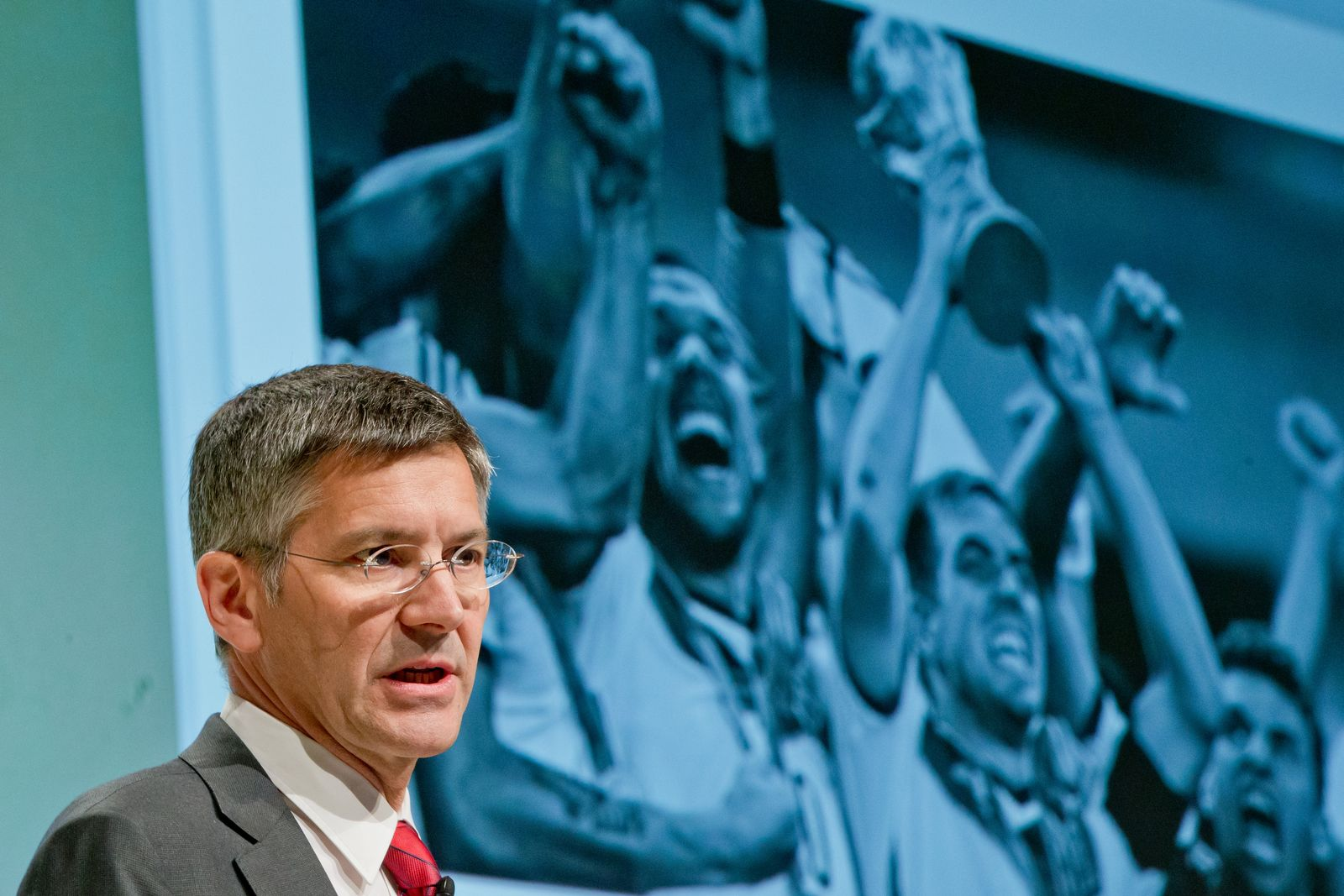 Herbert Hainer/ Hauptversammlung Adidas AG