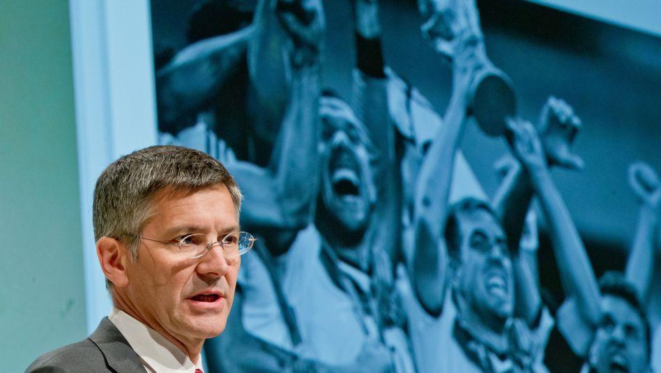 Herbert Hainer: Auch nach zweijähriger Abkühlungsphase strebt der Ex-Chef keinen Sitz im Adidas-Aufsichtsrat an