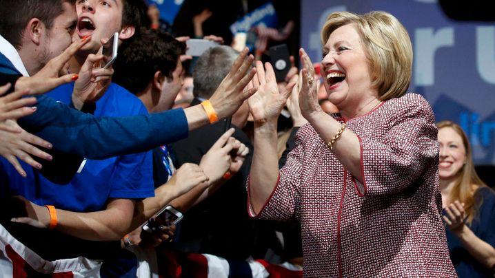 Entscheidung in US-Vorwahlen: Clinton fürchtet Todeskuss der Koch-Brüder