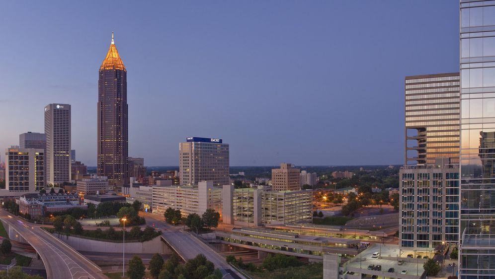 """Geburtstag einer Legende: Atlanta feiert 75 Jahre """"Vom Winde verweht"""""""
