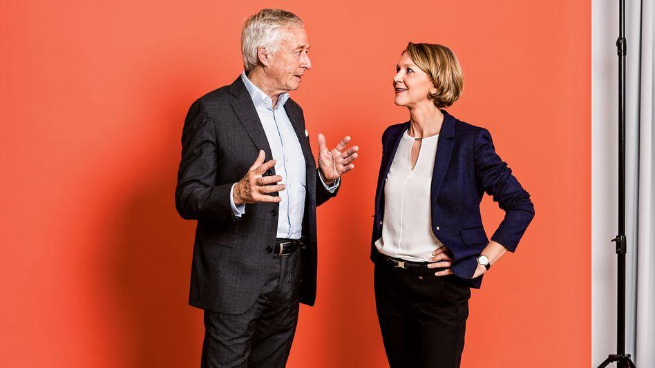 Von Mann zu Frau: Im April gibt Franz Markus Haniel seinen Posten als Chefkontrolleur des Familienunternehmens ab. Ein historischer Schritt, denn mit Doreen Nowotne rückt nicht nur erstmals eine Frau, sondern auch eine externe Kandidatin an die Spitze.