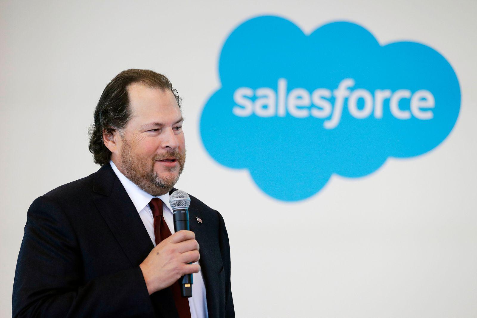 SAP-Rivale Salesforce übernimmt Slack für 27,7 Milliarden Dollar