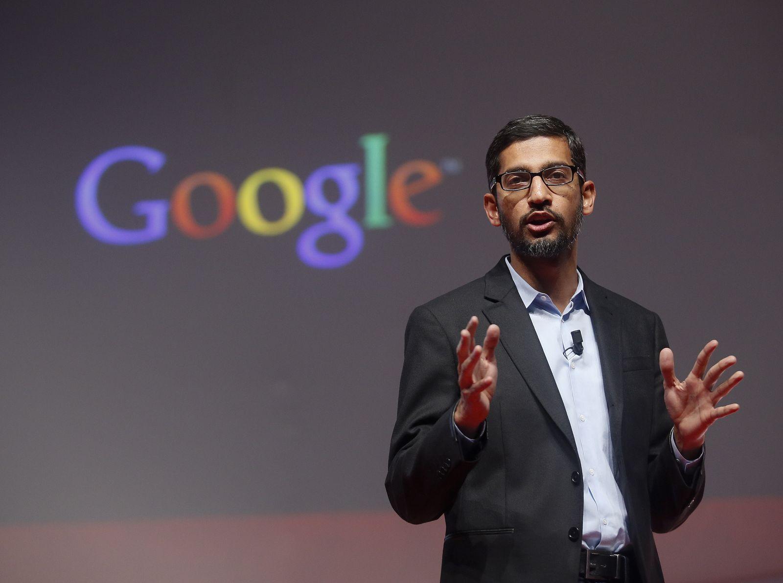 Sundar Pichai / Google