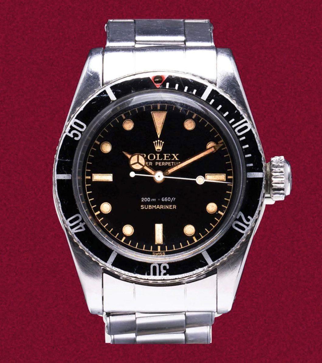 Rolex-Submariner 6538