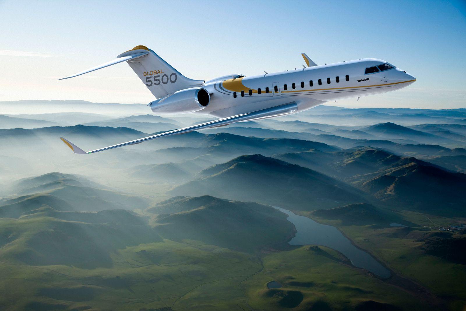 Global 5500 Bombardier