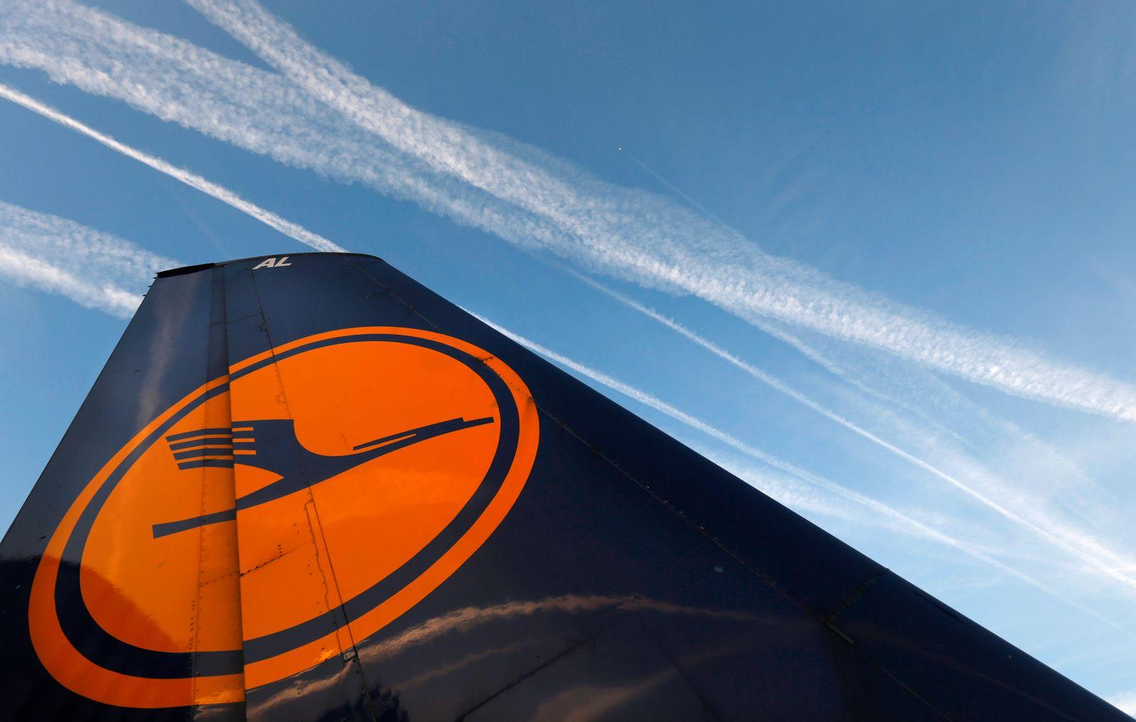 Lufthansa / Flughafen / Streik der Flugbegleiter / Frankfurt