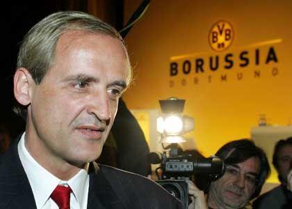 Neuer Großaktionär: Hedgefondsmanager Florian Homm hat beim Ruhrgebiets-Verein Borussia Dortmund den Vorstand ersetzen lassen