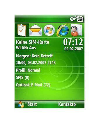 Windows Mobile 6.0: Die neue Version des Betriebssystems erscheint im Sommer 2007