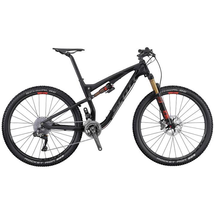 Scott Spark 700 Ultimate: 10,3 Kilo Fahrrad für 11.900 Euro. Das ist ein Kilopreis von 1155,33 Euro.