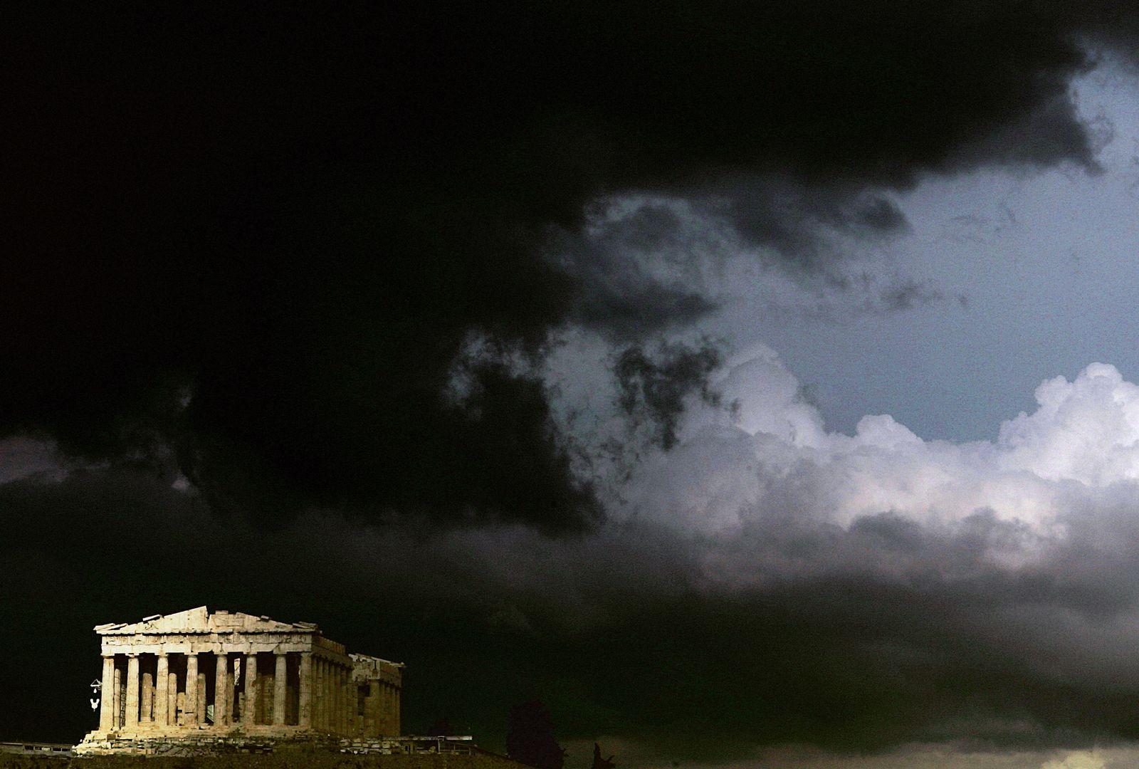 NICHT VERWENDEN Gríechenland Athen