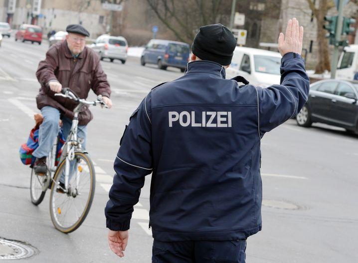 Reaktionen trainieren: Wer in der Stadt fährt, muss immer gewappnet sein für Unterbrechungen und Überraschungen