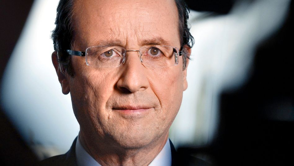 François Hollande: In Wahlumfragen derzeit beliebter als Frankreichs amtierender Präsident Nicolas Sarkozy