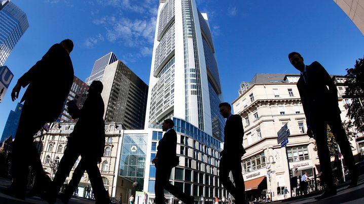 Kandidaten für Commerzbank-Anteil: Diese Banken könnten bei der Commerzbank einsteigen