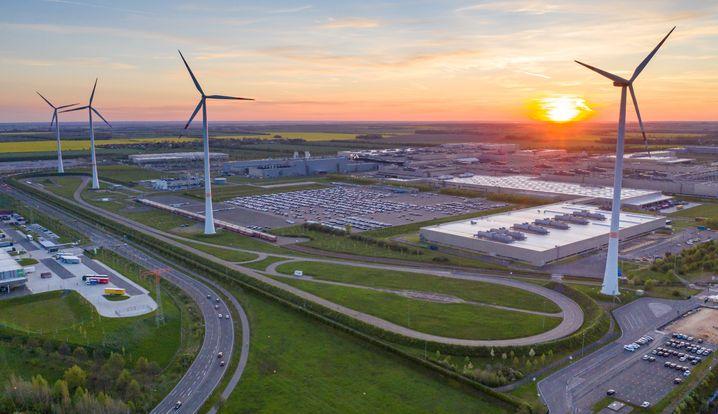 Grüne Energie dank Windkraft: Das ist Teil eines der großen Trends bei der Geldanlage