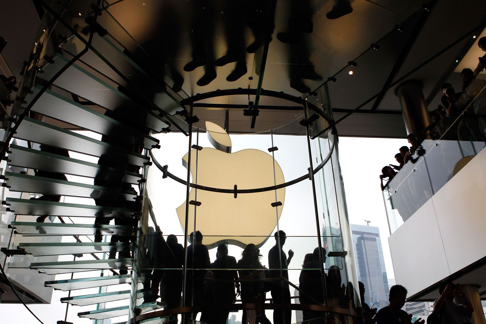 Apple Store HOngkong