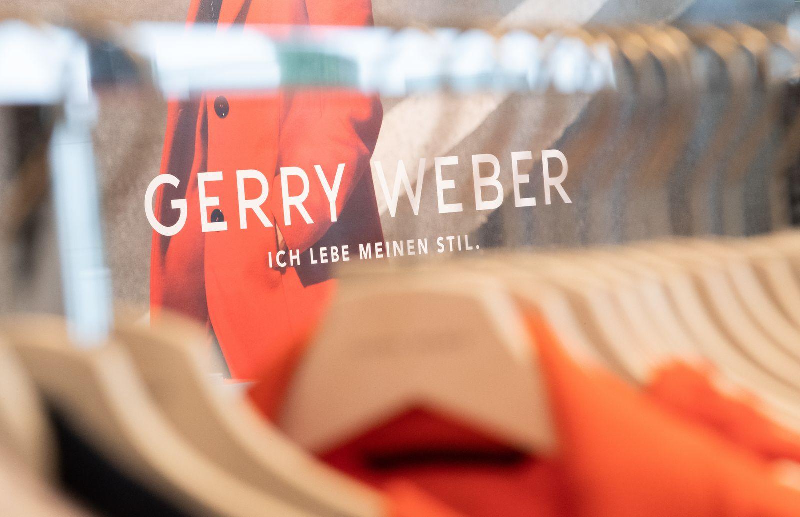 Modeunternehmen Gerry Weber