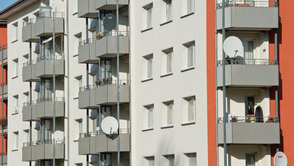 Mietshaus: Mietpreisbremse, eine Herzensangelegenheit der SPD