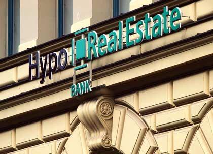 Milliardengrab: Die Münchener Hypo Real Estate bringt den gesamten Sektor erneut ins Wanken