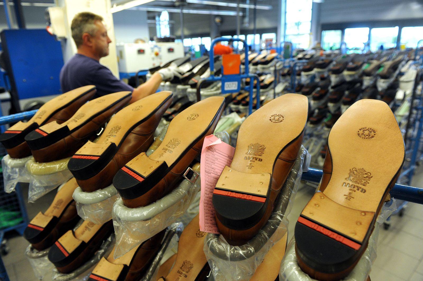 Lloyd-Schuhe