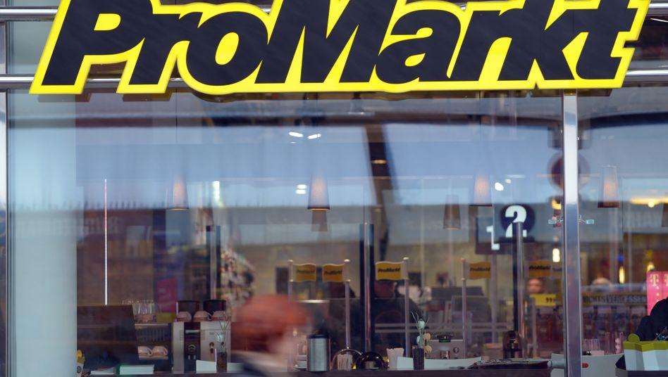 Promarkt in Köln: Rewe verkauft Filialen an Expert