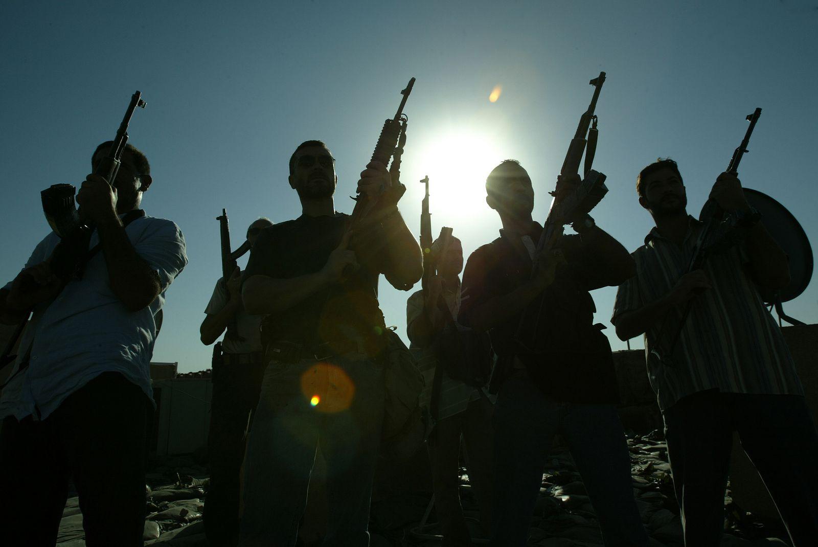 Private Sicherheitsfirma / Irak